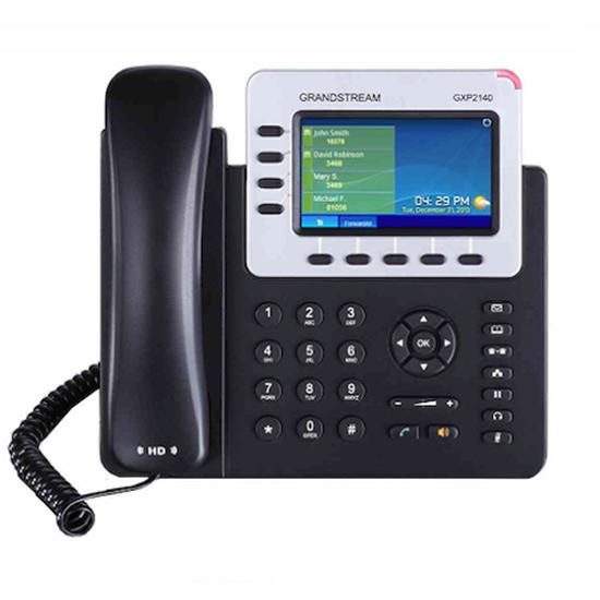 آی پی فون گرنداستریم GXP2140