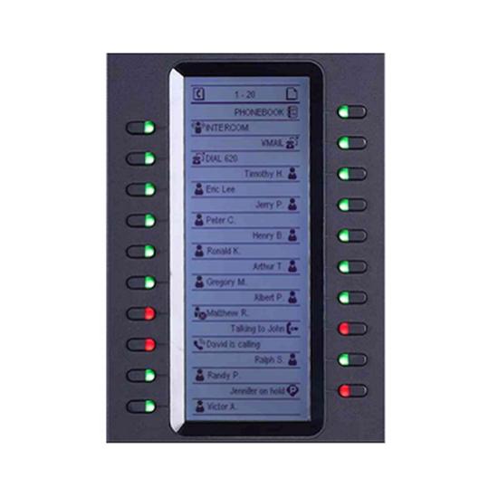 ماژول توسعه تلفن گرنداستریم مدل GXP2200 EXT