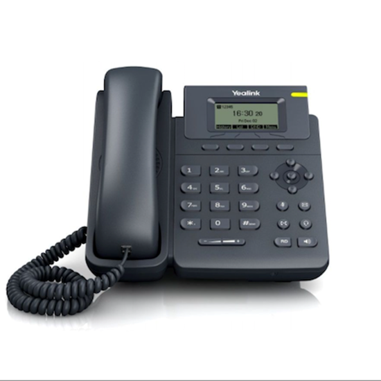 تلفن تحت شبکه Yealink T19P