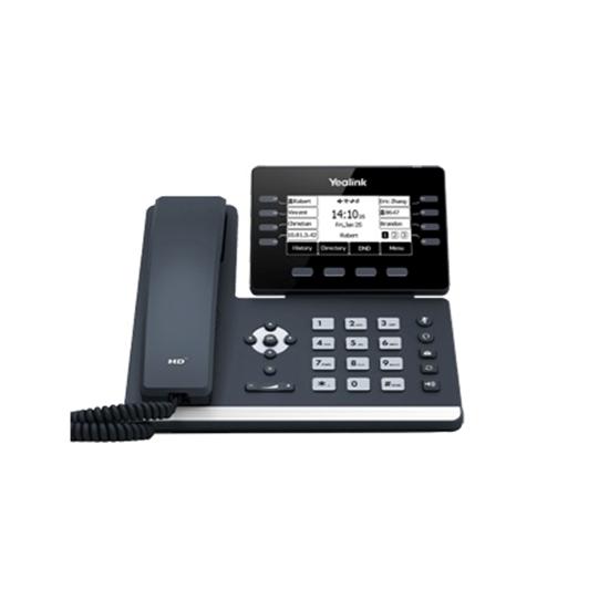 تلفن مدیریتی تحت شبکه Yealink مدل T53W