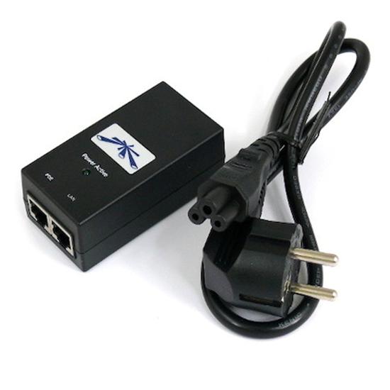 آداپتور PoE 24V 0.5A یوبیکویتی
