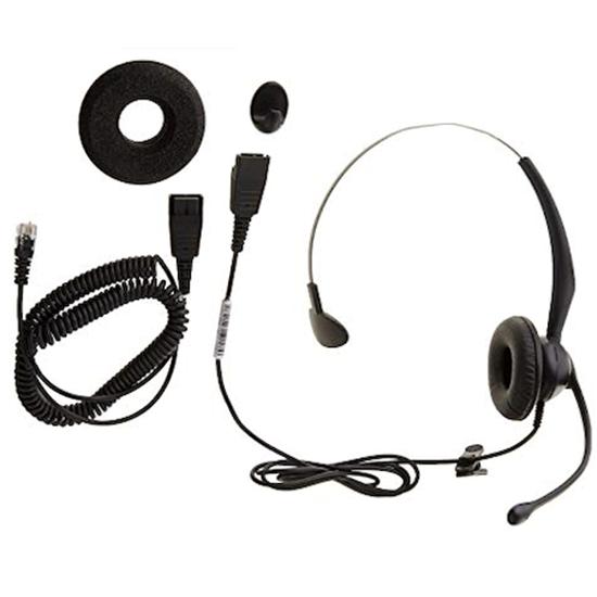 هدست Yealink مخصوص IP PHONE مدل YHS33 RJ9