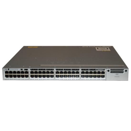سوئیچ شبکه سیسکو 48 پورت WS-C3850-48T-S