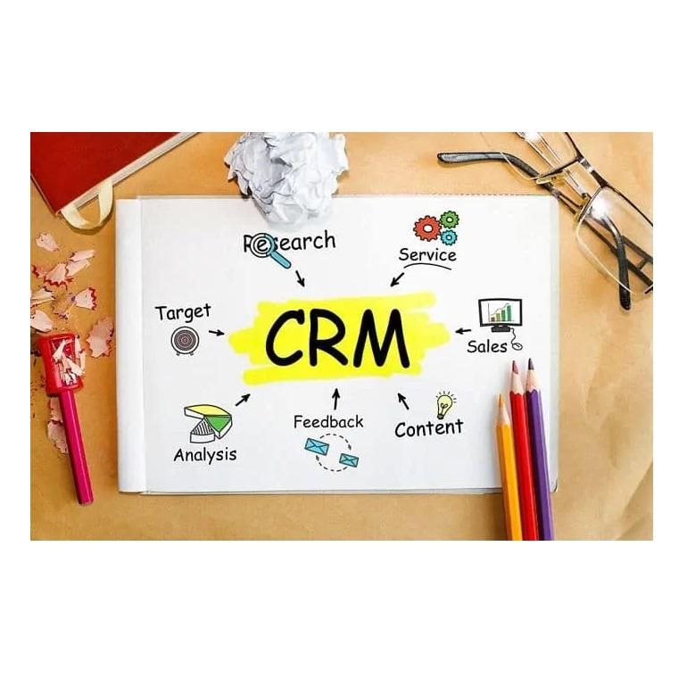 تصویر دسته بندی نرم افزار CRM