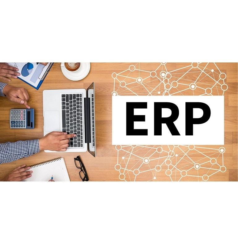 تصویر دسته بندی نرم افزار ERP