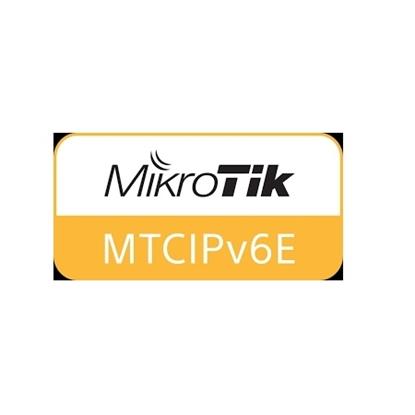 معرفی مدرک MTCIPV6E میکروتیک