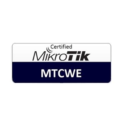 معرفی مدرک MTCWE میکروتیک