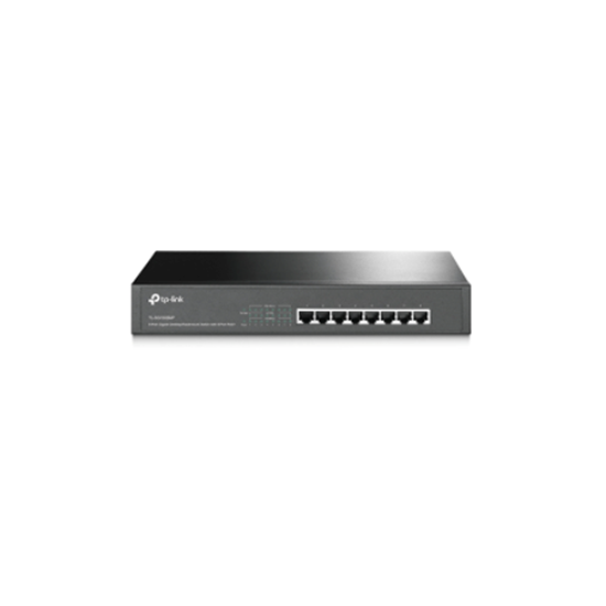 سوئیچ ۸ پورت گیگابیتی POE تی-پی-لینک TP-Link TL-SG1008MP