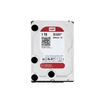 هارد دیسک اینترنال وسترن دیجیتال Red WD10EFRX ظرفیت 1 ترابایت