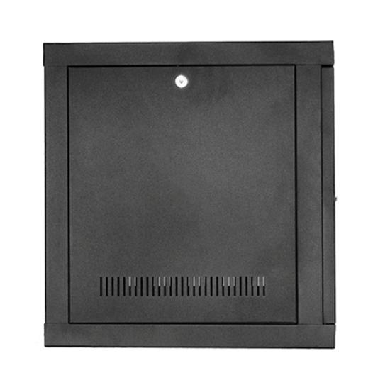 رک دیواری الگونت 9 یونیت عمق 45 با درب فریم دار شیشه ای LRE-09/45FS