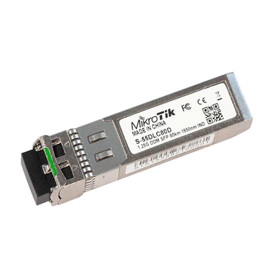ماژول فیبر نوری میکروتیک S-55DLC80D